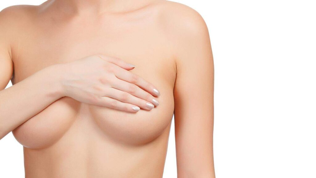 Aesthetic breast surgery in pune